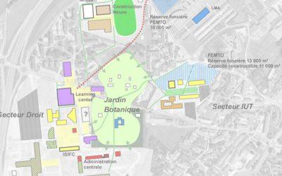 Schéma Directeur Immobilier – Université de Franche-Comté