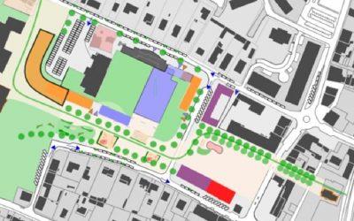 Assistance à maîtrise d'ouvrage pour la réalisation d'une étude d'aménagement du Centre-Ville à Bruges