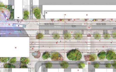 Etude de programmation pour l'aménagement de la place Marcel Cachin – villes d'Arcueil et Gentilly