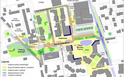 Mission de faisabilité et de programmation pour la revitalisation du centre ville de Saint Pierre-lès-Elbeuf