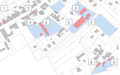 Etude de redéploiement des équipements publics de Saint-Hilaire du Rosier