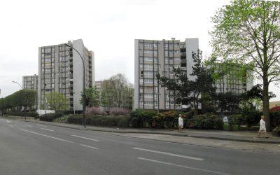 Etude urbaine sur le quartier Perrin à Sevran