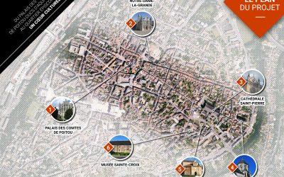 Etude de définition du programme du projet du Quartier du Palais à Poitiers dans l'ensemble de ses dimensions