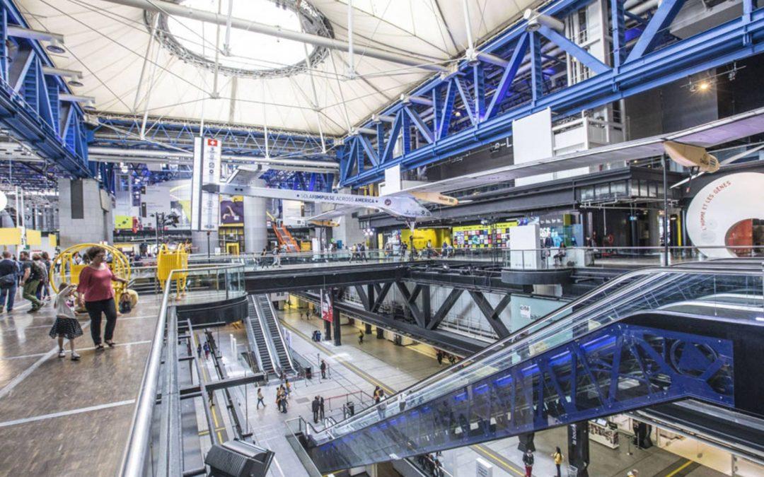 Etude programmation – Cité des Sciences et de l'Industrie