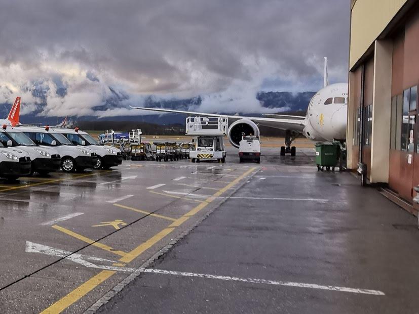 Etude de programmation pour le projet Pré-Bois – Aéroport de Genève