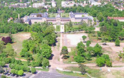 Projet urbain du Parc Princesse au Vésinet