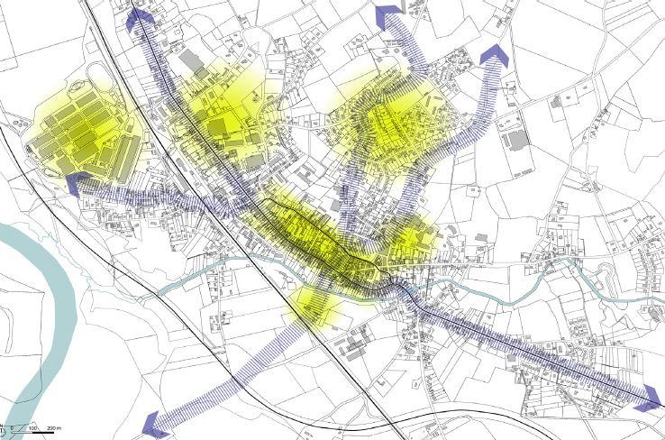 Etude de programmation pour la reconquête du centre-bourg de Varennes-sur-Allier
